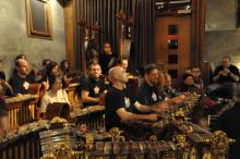 Gamelan Raga Kusuma. Photo by Ron Karnes.